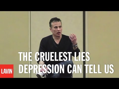Michael Landsberg: The Cruelest Lies Depression Can Tell Us