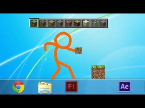 Animation vs. Minecraft - SNEAK PREVIEW