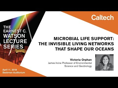 Microbial Life Support - Victoria Orphan - 4/11/2018