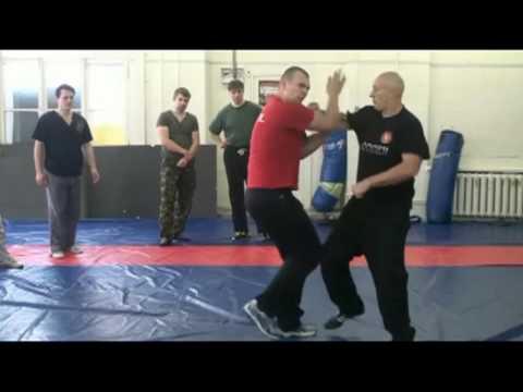 Systema Spetsnaz Vadim Starov Shock Self-Defense Seminar in Moscow