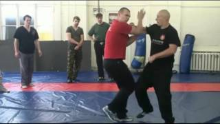 Systema Spetsnaz Vadim Starov Shock Self-Defense Seminar in Moscow