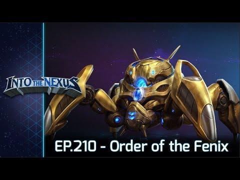 """#210 - Into the Nexus: """"Order of the Fenix"""""""