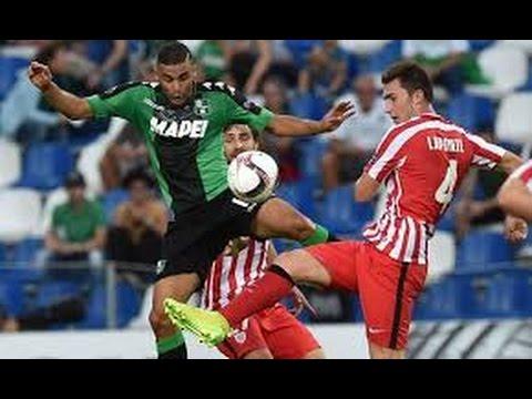 UEFA EL 2016-17 | Commento post- partita Sassolo 3-0 Athletic B. [GRANDE SASSUOLO]