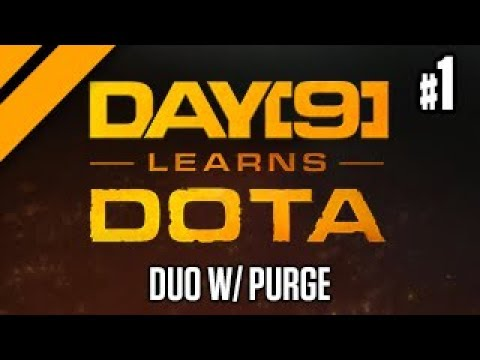 Day[9] Demolishes Dota ALL DAY!