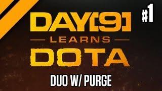 Day[9] Demolishes Dota ALL DAY!