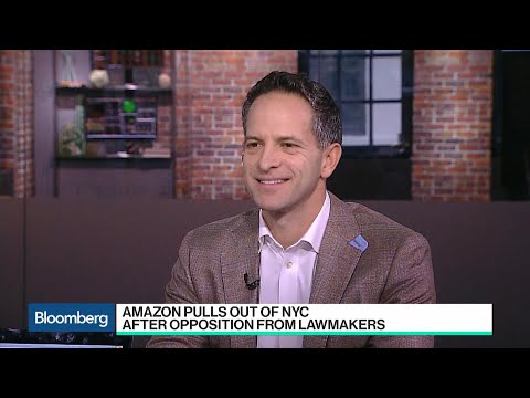 SurveyMonkey CEO on Amazons NYC Exit and Facebook