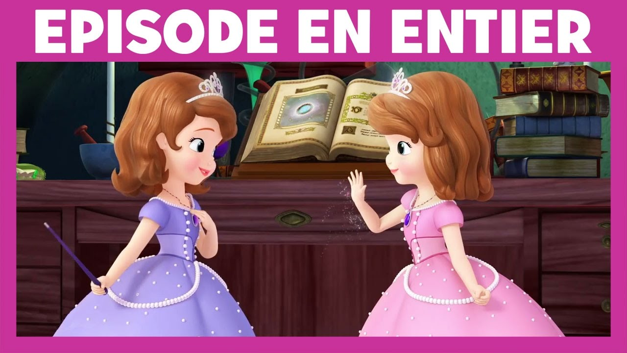 Princesse sofia l 39 autre sofia youtube - Peinture princesse disney ...