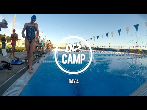 QT2 Triathlon Training Camp - Sample Day