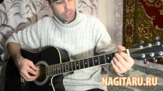 Рождественская мелодия на гитаре - We wish you a Merry Christmas - Табы и разбор