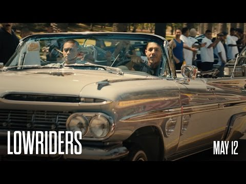 Thumbnail: LOWRIDERS - OFFICIAL TRAILER (2017)