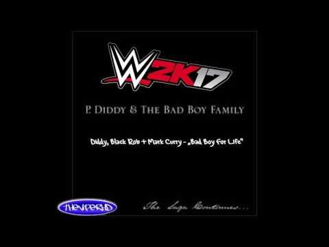 """WWE 2K17 Soundtrack: P.Diddy - """"Bad Boy For Life"""""""