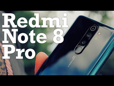 Redmi Note 8 Pro. Самый полный обзор