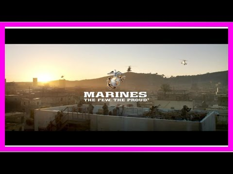 [Breaking News]Marines seek young, tough recruits in Super Bowl ad