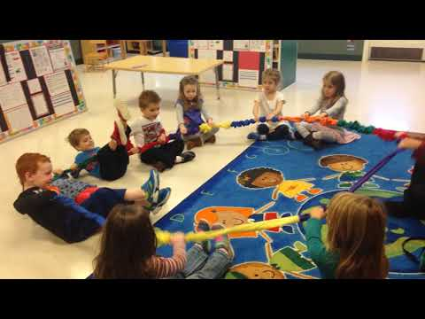 Jingle Bells with Stretchy Band - 4 and 5 year olds