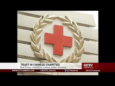 Public confidence in Chinese charities tested