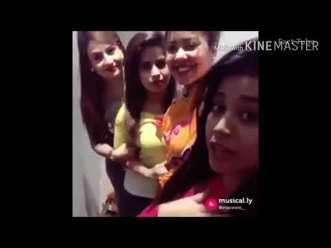 Isme Tera Ghata. 4 Viral Girls.||latest In Youtube