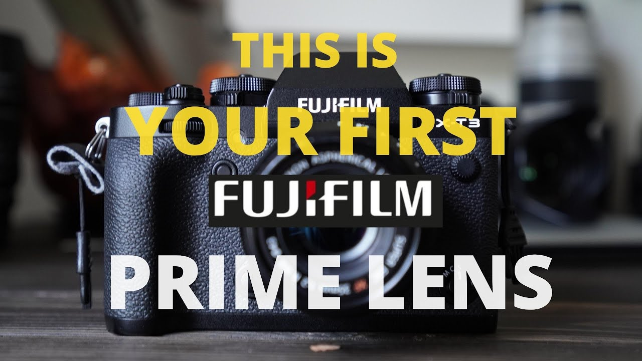 The FIRST Fujifilm Prime Lens You Need TO GET!