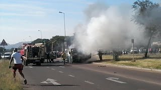 Fidelity cash heist in Pretoria North - NEW VIDEO RELEASED