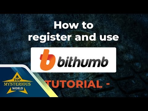 How to create an account and start trading on Bithumb crypto exchange?