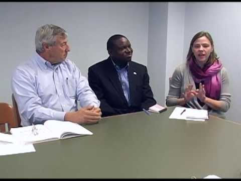 Faculty Expert Series: Discussing Sierra Leone
