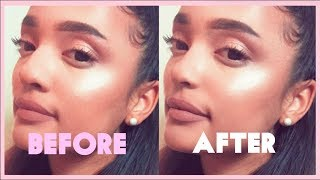HOW TO FAKE A NOSE JOB USING FACETUNE | JessChic♡