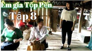Phim hài tiếng thái : Êm gia tốp Pền cánh me đụ Paư bó phăng Tập 8