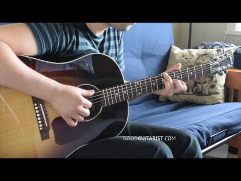 Crazy Love  Van Morrison   Acoustic Guitar Fingerstyle ArrangementChord Melody