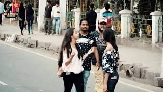 Prank In Walking Zone   Prank in Assam  Comment Trolling Part-8