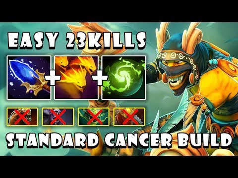 [Shadow Shaman] How To Play Support This Hero And Destroy Everyone Highlights Dota 2 7.21c