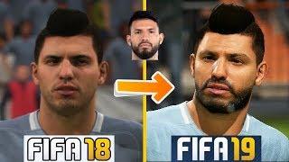 FIFA 19 | New Face Concept | ( Suarez, Pogba, Jordi Alba )