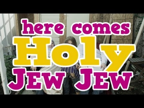 holy jew Jews believe g-d is one and indivisible  and the holy spirit, one should have the father, the son, the holy spirit, the lying spirit, and the evil spirit, as well .