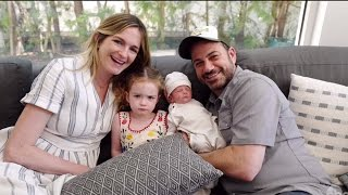 Jimmy Kimmel Gets Emotional Revealing Newborn Son Was Born With Hole In Heart