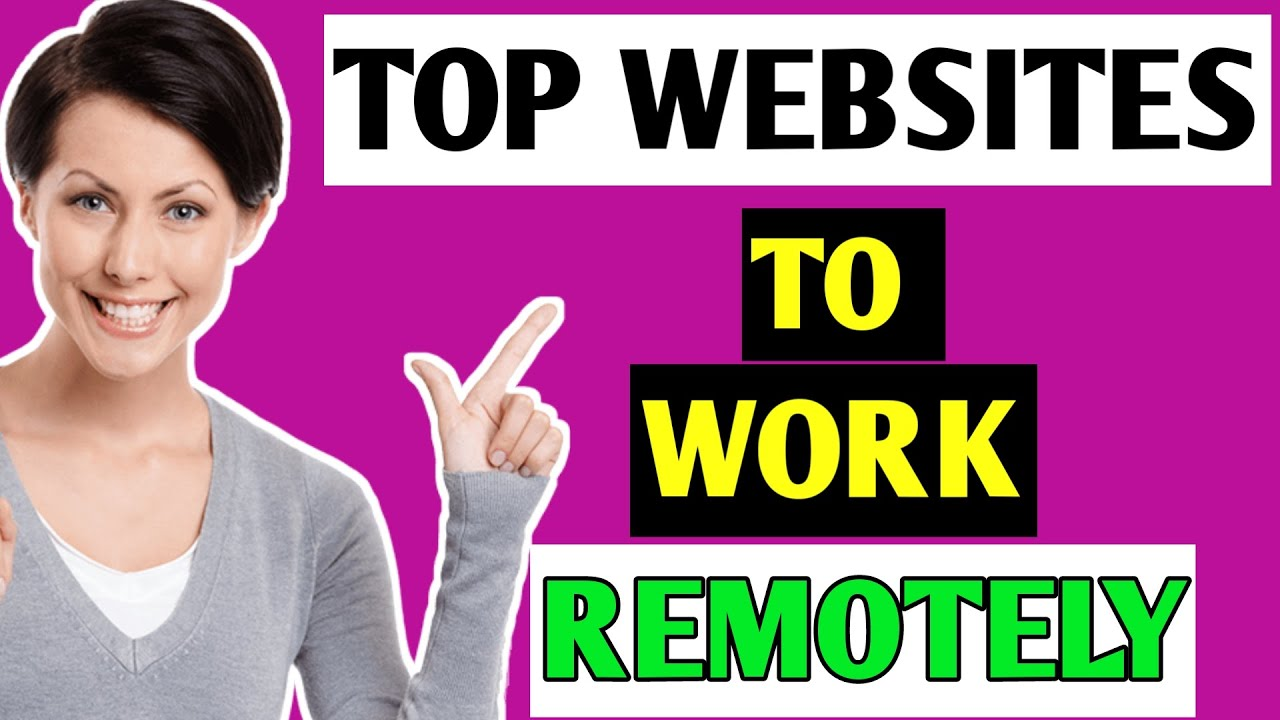 Work Remotely From Home | Remote Social Media Marketing Jobs