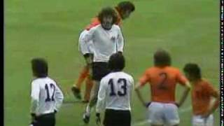 1974年7月7日 オランダ - 西ドイツ 3'