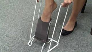 Mediven Butler Stocking Aid Video Review - www.DME-Direct.com