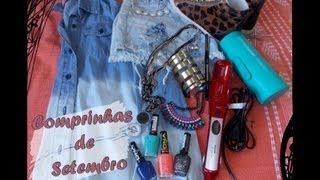 Comprinhas de Setembro (2013) - Por Jéssica Freitas