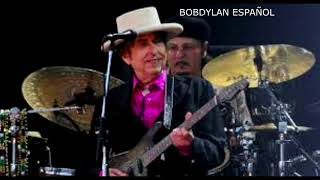 BOB DYLAN - Po' Boy  2004-11-13 Rochester - ESPAÑOL ENGLISH