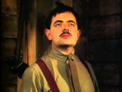 British imperialism  Black adder style