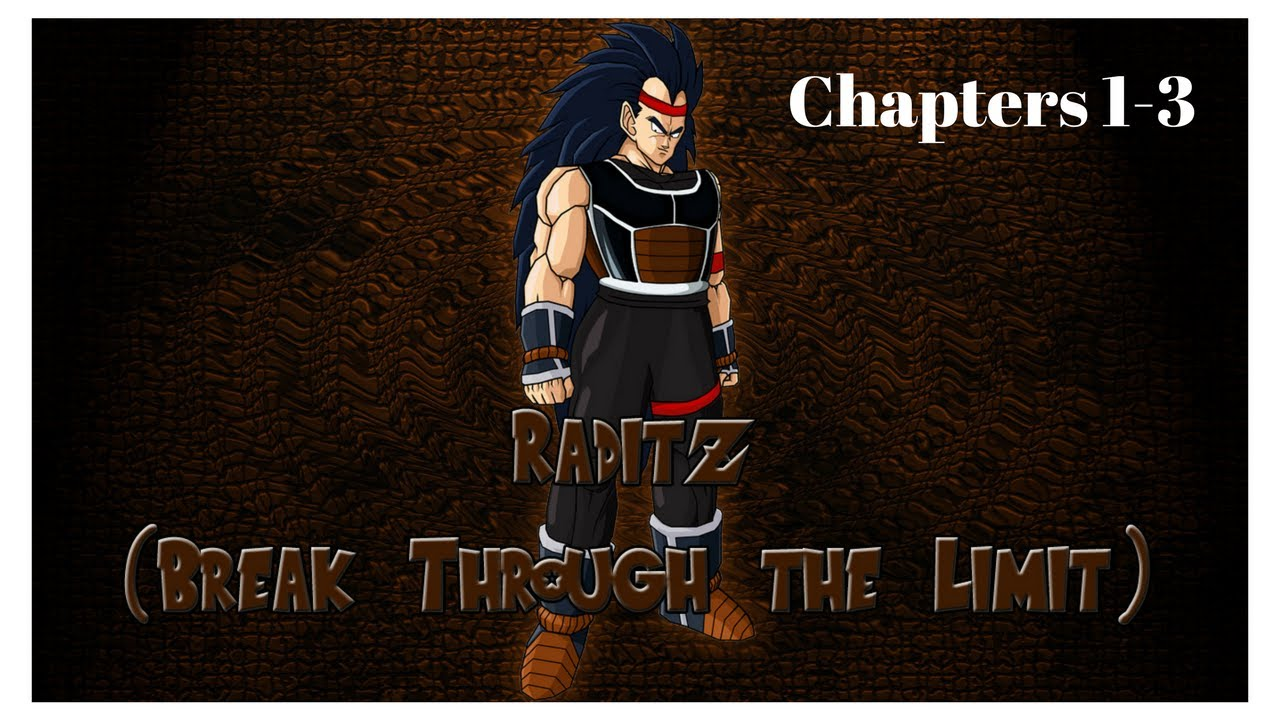 Dragon Ball Z: Break Through the Limit (Chapters 1-3)