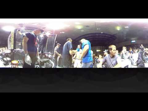 ACSLIVE.TV 360 CAm Eric Lezano and Alex Trevino Walkout !!