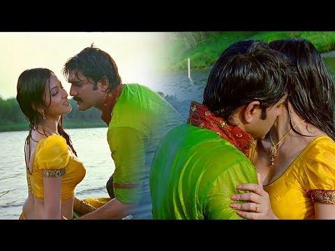 Srikanth And Meenakshi Dixit Passionate Scenes || Telugu Full Screen