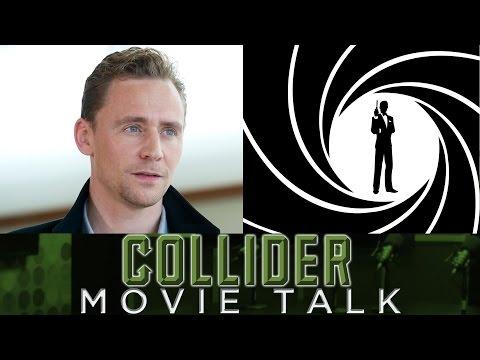 Collider Movie Talk - Tom Hiddleston In Talks To Play James Bond