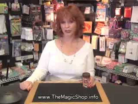 Rick Saphire's Magic Shop  Snake Can