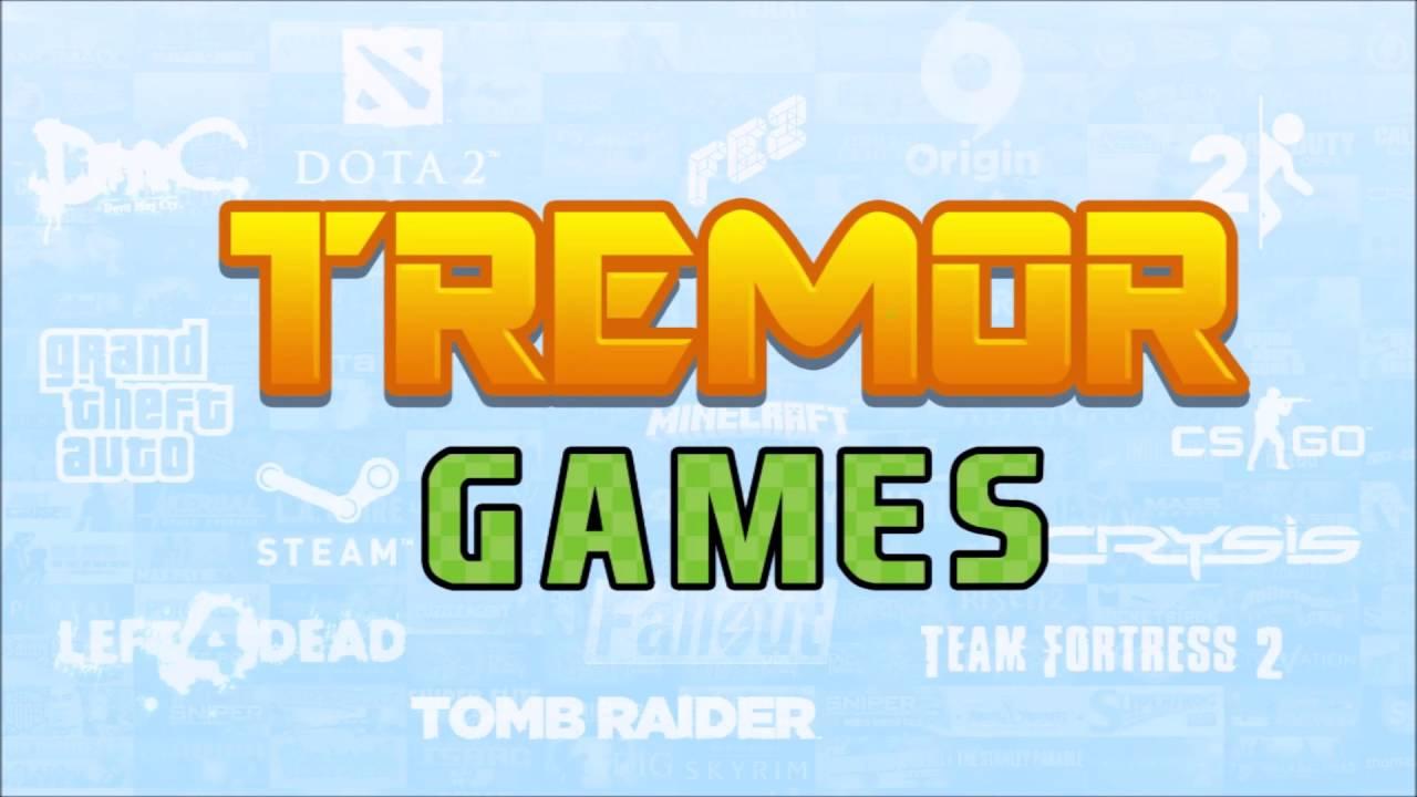 Afbeeldingsresultaat voor tremor games banner