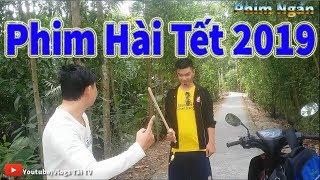 Vlogs Tài TV: Phim ngắn Hài Tết 2019(phim con nít) |Vlogs Tấn Tài