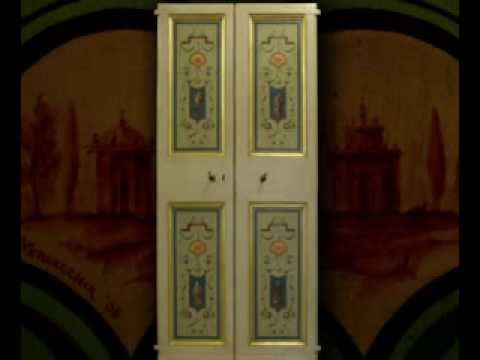 Porte decorate di Samuele Verdecchia.mpg - YouTube