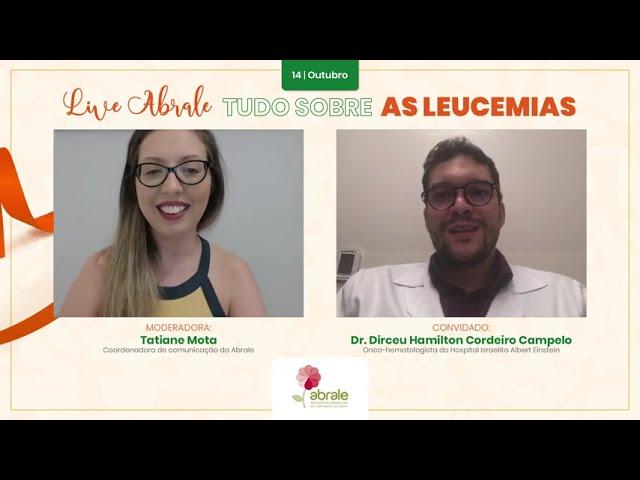 Live sobre Leucemias - 1º parte