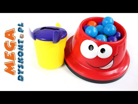 Tasty Bowl - Arcade Game for the Youngest! - Granna