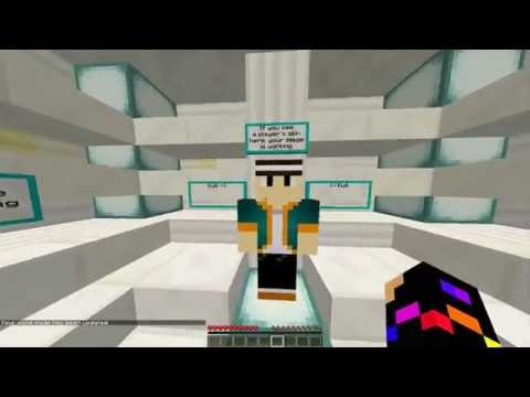 MINECRAFT - CHASING TIME - ADVENTURE MAP