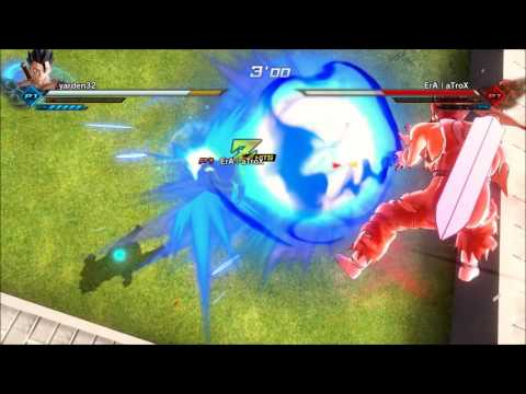DB Xenoverse 2 - Hacker at Ranked... FUN